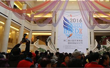 品牌一—天津滨海国际观鸟文化节