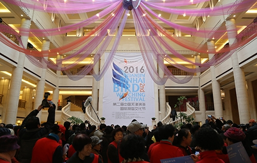天津滨海国际观鸟文化节
