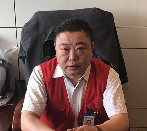 于辉(副馆长 工会主席)
