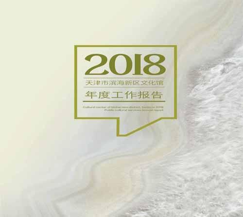 2018滨海新区文化馆年报