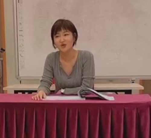 20201114郭珊-演讲的技巧