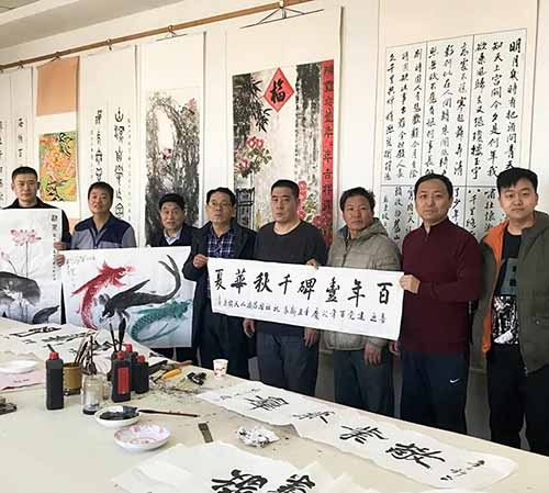 20210217庆新春书画笔会