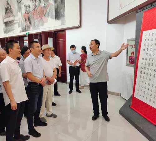 20210901赵红岩书法作品